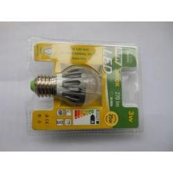 Led žárovka LQ2 LED G45 E27 3W Narva