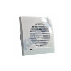 Ventilátor s kuličkovými ložisky Kanlux TWISTER AERO 100B (70970)