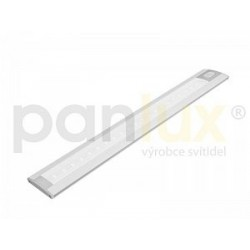 GORDON SET nábytkové svítidlo s vypínačem 21LED pod kuchyňskou linku, SET 230V - studená bílá