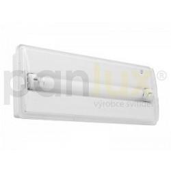 Panlux PLUTO nouzové svítidlo IP40 6W 3h (FPS-6063-C)