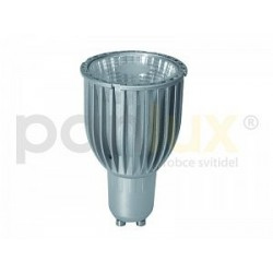 Výkoná Led žárovka Panlux LED 1COB 7W GU10 550lm studená bílá