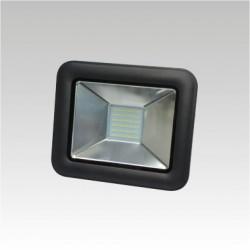 AKCE - Výkoný Led reflektor NARVA  ORION LED 240V 30W 6000K IP65 black , studená bílá