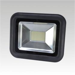 AKCE - Výkoný Led reflektor NARVA ORION LED 240V 70W 6000K IP65 black, studená bílá