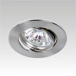 Bodové svítidlo NARVA TORINO SN Max 50W IP20 saténový nikl