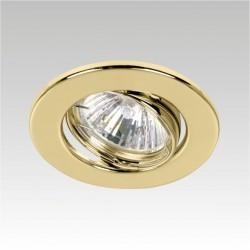 Bodové svítidlo NARVA TORINO GD Max 50W IP20 zlatá