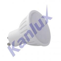 AKCE - Led žárovka Kanlux TOMI LED7W GU10-CW studená bílá (22820)