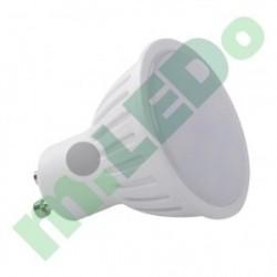 TOP AKCE - Led žárovka MIO LED4W GU10 300lm CW studená bílá ( 30193)
