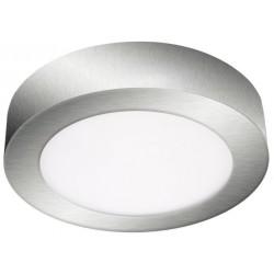 Led svítidlo Greenlux LED60 FENIX-R matt chrome 12W WW teplá bílá (GXDW263)