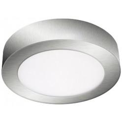 Led svítidlo Greenlux LED120 FENIX-R Matt Chrome 24W WW teplá bílá (GXDW095)