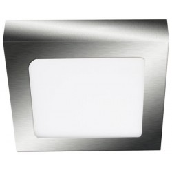 Led svítidlo Greenlux LED120 FENIX-S matt chrome 24W WW teplá bílá (GXDW097)