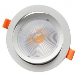Vestavné LED svítidlo výklopné Greenlux LED CASTOR-R 12W WW teplá bílá (GXDW301)