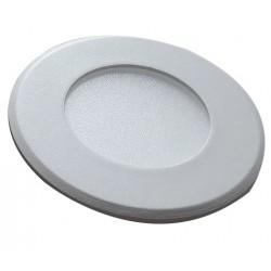 LED svítidlo vestavné Greenlux LED15 VEGA-R White 3W WW teplá bílá (GXDW203)