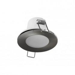 Panlux LED SPOTLIGHT IP65 5W podhled | bodovka, chrom broušený - neutrální