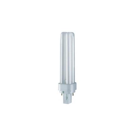 Kompaktní zářivka OSRAM DULUX D G24d-2 18W/830 2pin