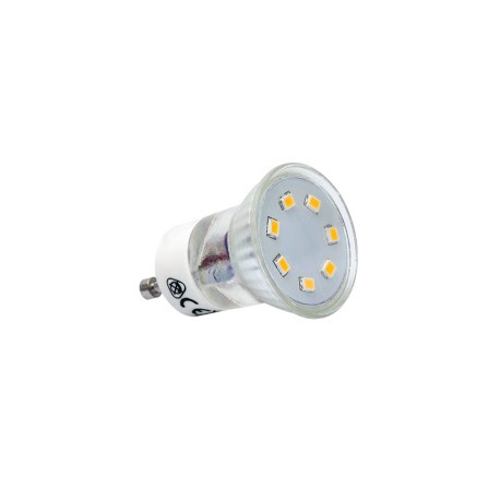 LED žárovka Kanlux REMI GU10 2,2W SMD-CW 200lm studená bílá (14947)
