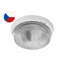 Panlux GENTLEMAN přisazené stropní a nástěnné svítidlo 100W, transp.