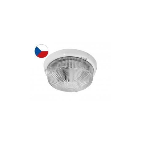 Panlux GENTLEMAN přisazené stropní a nástěnné svítidlo | 100W, transp.