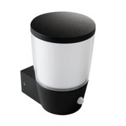 Zahradní svítidlo Kanlux SORTA 16L-UP SE senzor (25681)