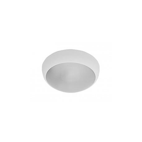 Panlux JUPITER přisazené stropní a nástěnné kruhové svítidlo, 60W E27, bílá (KJ-60/B)