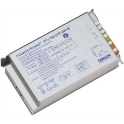 Předřadník pro metahalogenidovou výbojku OSRAM PTi 150W/220-240V POWERTRONIC Inteligent elektronický