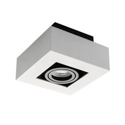 Přisazené svítidlo Kanlux STOBI DLP 50-W bílá (26831)