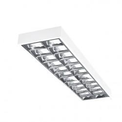Zářivkové svítidlo pro LED trubice Kanlux NOTUS 4LED 236 NT přisazené (22672)