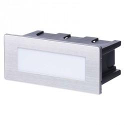EMOS LED orientační vestavné svítidlo 115×70 1,5W neutr.bílá IP65