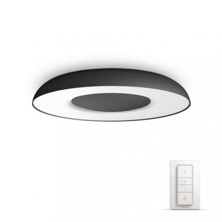 PHILIPS HUE přisazené svítidlo LED Still 32W černá (32613/30/P7)