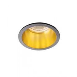 Bodové svítidlo Kanlux SPAG D B/G černá/zlatá (27326)