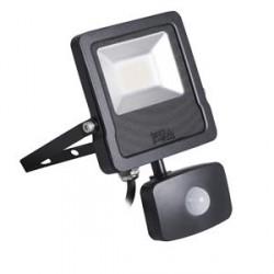 LED reflektor Kanlux ANTOS LED 20W-NW-SE B s čidlem (27095)