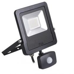 LED reflektor Kanlux ANTOS LED 30W-NW-SE B s čidlem (27096)