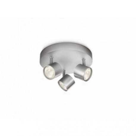 PHILIPS vnitřní LED svítidlo Star hliník (56243/48/16)