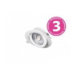 PANLUX VP COB výklopný LED podhled  bodovka 6W bílá - teplá bílá
