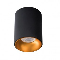 Svítidlo přisazené Kanlux RITI GU10 B/G (27571)