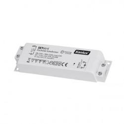 Elektronický transformátor Kanlux SET60-K 12V (01425)