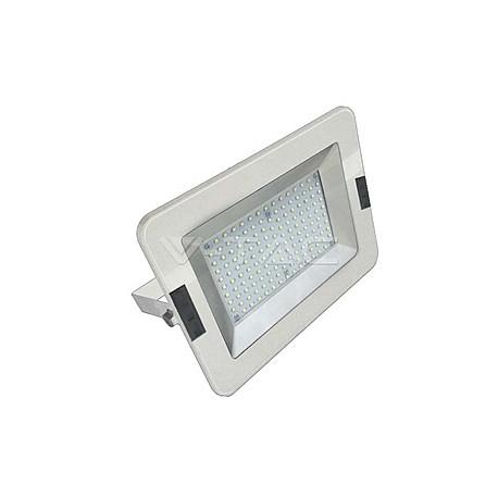 LED reflektor V-TAC 50W LED Floodlight I-Series White Body White, VT-4651