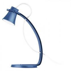 EMOS LED stolní lampa GEORGE, modrá
