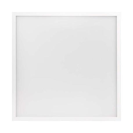 EMOS LED panel 60×60, čtvercový vestavný bílý, 40W teplá bílá UGR