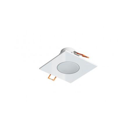 Panlux LED svítidlo vestavné SPOTLIGHT IP65 SQUARE 4000K bílá