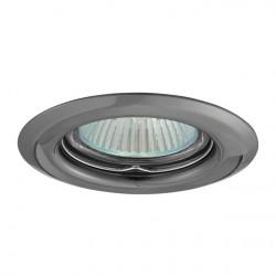 Bodové svítidlo Greenlux AXL 2114 GM černý chrom (GXPP010)