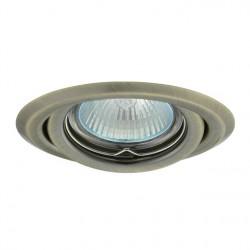 Bodové svítidlo Greenlux AXL 2115 BRM matná mosaz  (GXPP033)