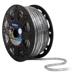 AKCE - Kanlux GIVRO LED-CW 50M studený bílý světelný LED had (08630)