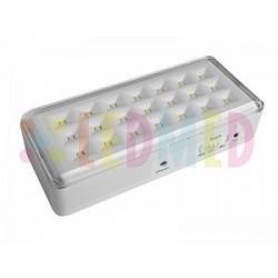 Nouzové svítidlo Led LEDMED  21LED 3W 3h IP20 Panlux