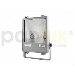 Panlux MOSTRA DS metalhalogenový světlomet 70W asymetrický, stříbrná