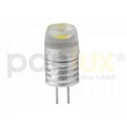 LED světelný zdroj Kapsule LED 1W 12V G4 30lm teplá bílá Panlux