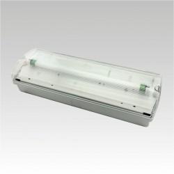 Nouzové svítilo ELLEN 208/865 2x8W T5 IP65 DP3h NBB NARVA