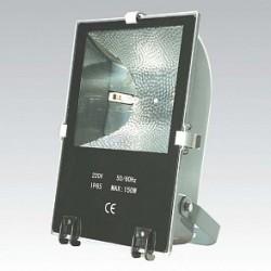 Metalhalogenidový reflektor PLUTO 150 MH/SO 240V 1,80A KVG SYMETRIC RX7s IP65 NBB NARVA