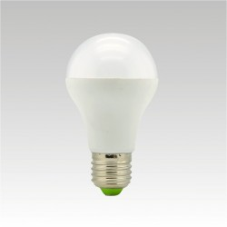 Led žárovka NARVA LQ5 LED A60 240V 6W E27 3000K NBB teplá bílá