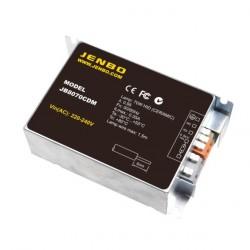 Elektronický předřadník pro metalhalogenidovou výbojku JB8070CDM JENBO ballast 70W