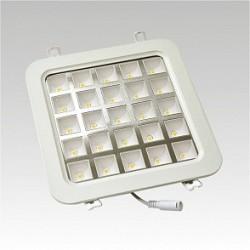 Led svítidlo NARVA ICARUS LED QUADRO 25W WARM IP40 teplá bílá